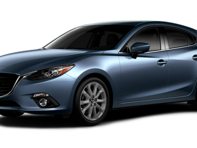 2014 Mazda3 configurator now available!