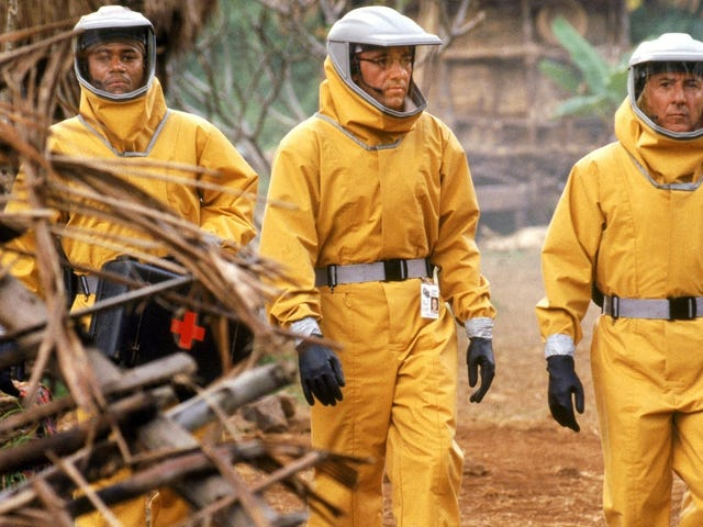 NBC is basing a show on the movie Outbreak