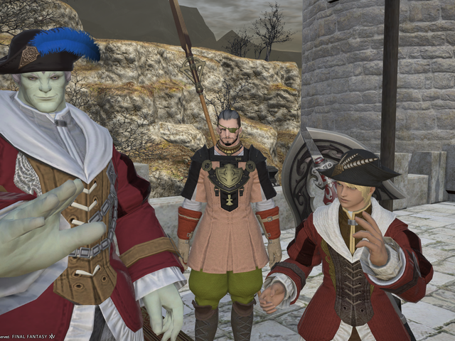 The Final Fantasy XIV Server Congestion Relief Effort Has Begun