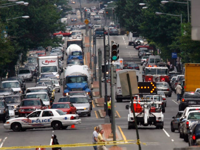 Why Traffic Will Only Get Worse Even Though We're Driving Less