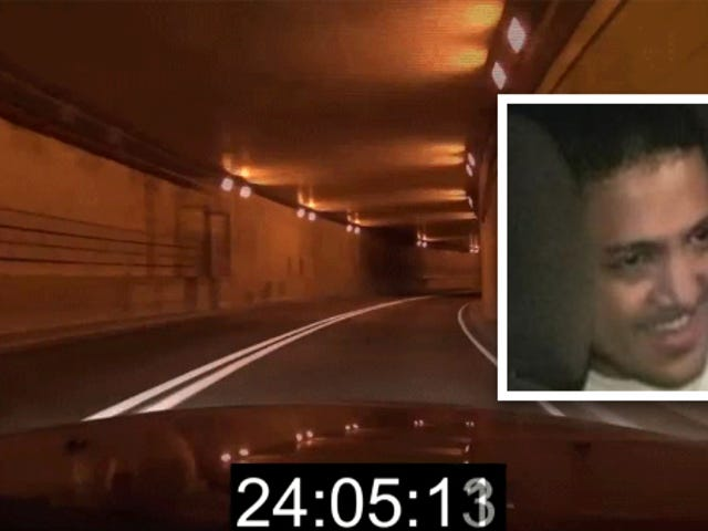 Police arrests man who broke the drive-around-Manhattan speed record