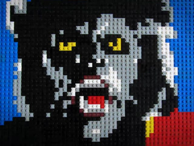 Michael Jackson's Thriller Epically Performed with Stop-Motion Lego