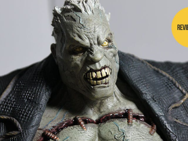 Holy Walking Dead, Batman! That's One Massively Ugly Action Figure