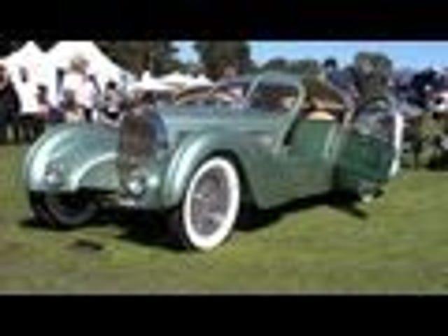 This Bugatti is pretty incredible.