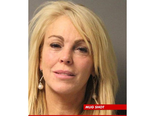 Dina Lohan Arrested for Driving While Completely Wasted