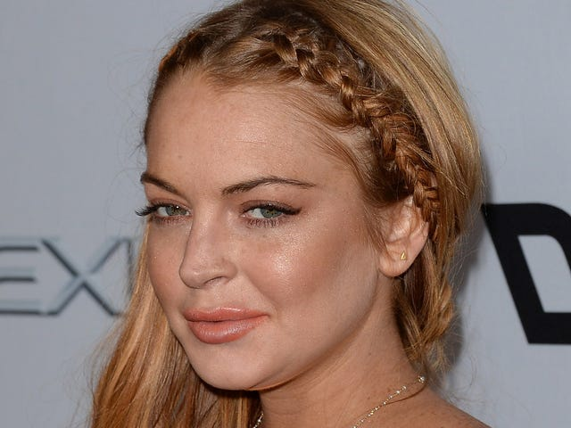 Lindsay Lohan 'Wasn't Surprised' by Dina's Drunk Driving Arrest