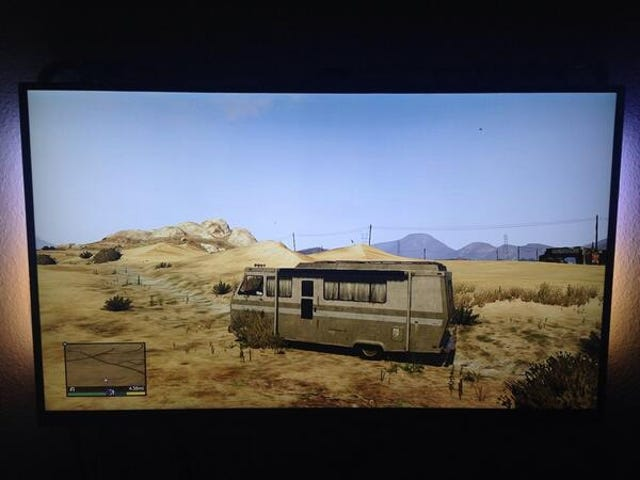 Cooking some meth in GTA V