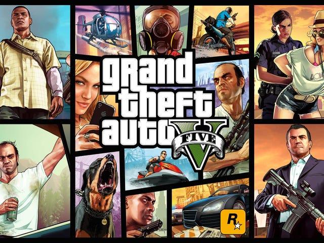 Jeg spillede Grand Theft Auto V natligt i 3 år.  Her er en liste over ting, som jeg aldrig har gjort som et resultat