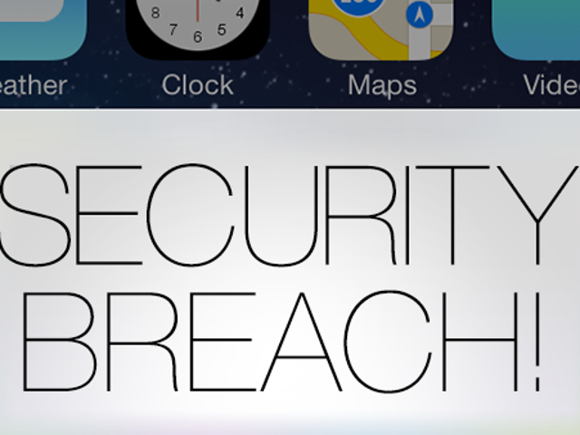 Warning: Your just-updated iOS 7 iPhone has a serious security bug