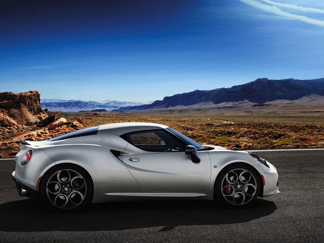 The Most Important Aspect of Alfa Romeo's New 4C
