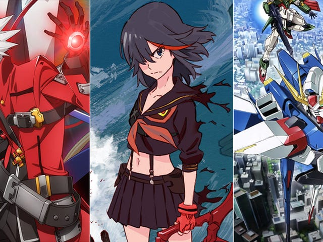 Your Complete Fall 2013 Anime Guide