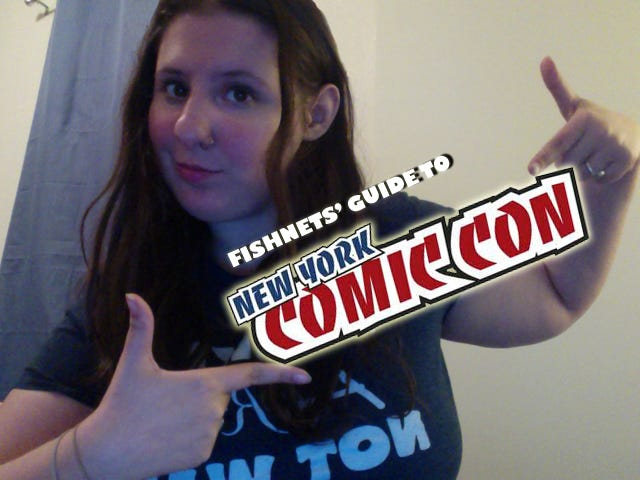 Comic Book Wednesdays: Fishnets' Guide to New York Comic Con!