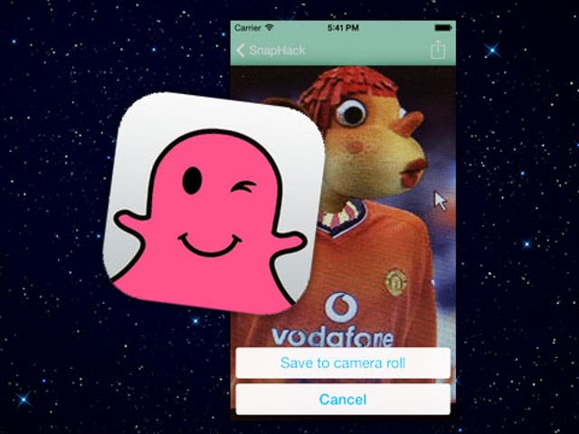 Watch Out: SnapHack Saves Your Snapchats Without You Ever Knowing