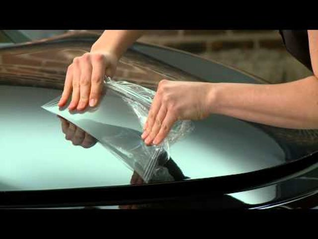 3M's Paint Defender Spray Film Lets You Peel the Dirt Off Your Car