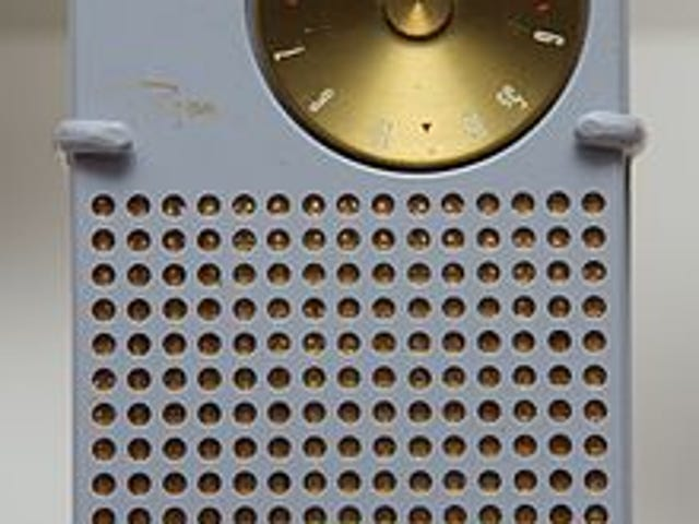59th anniversary of the transistor radio