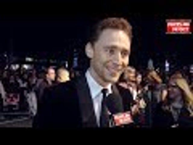 Tom Hiddleston does Samuel L. Jackson as Motherf*cking Loki