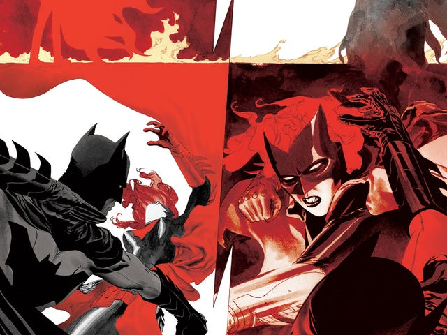 Comic Book Wednesdays: Batwoman  and the Wedding Controversy