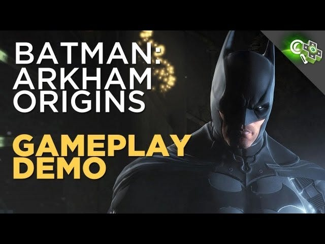 What's the consensus on Arkham Origins?