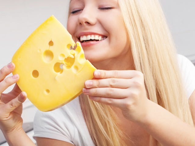 Poll Finds that Women Are Happiest at Size 12 (Because Cheese Probably)