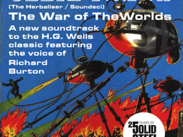 The Herbaliser's Ollie Teeba rescores Jeff Wayne's War of the Worlds.