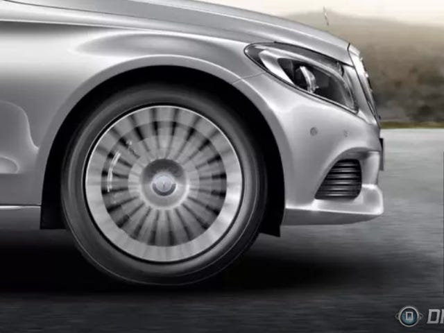 Mercedes C-Class leaked, too.