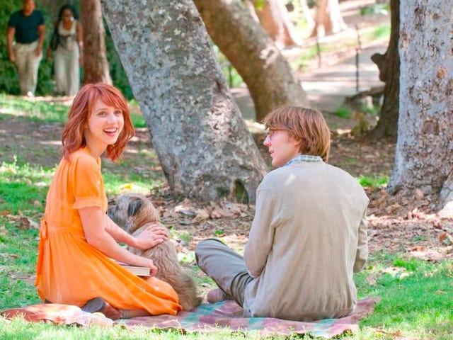 Guy Looking for an Imaginary Girlfriend on Ruby Sparks: 'Mind Blown'