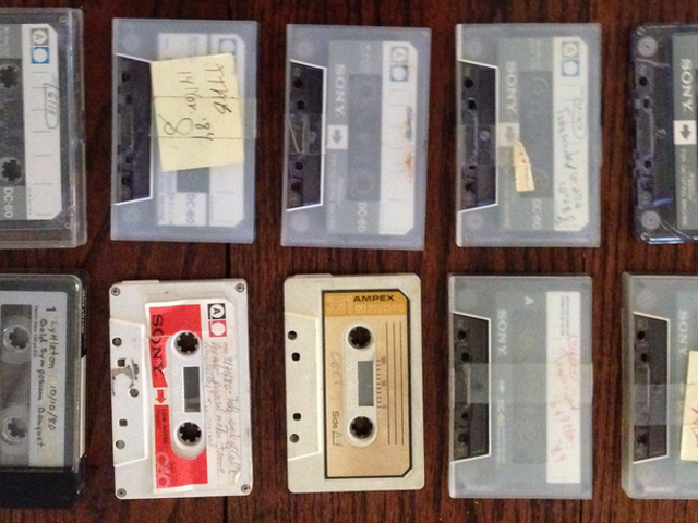A Guy Found a Dozen Lost Carl Sagan Tapes in a New York Thrift Shop