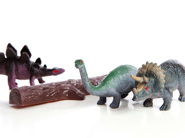 Yes, It's Movember--But Don't Forget About Dinovember!