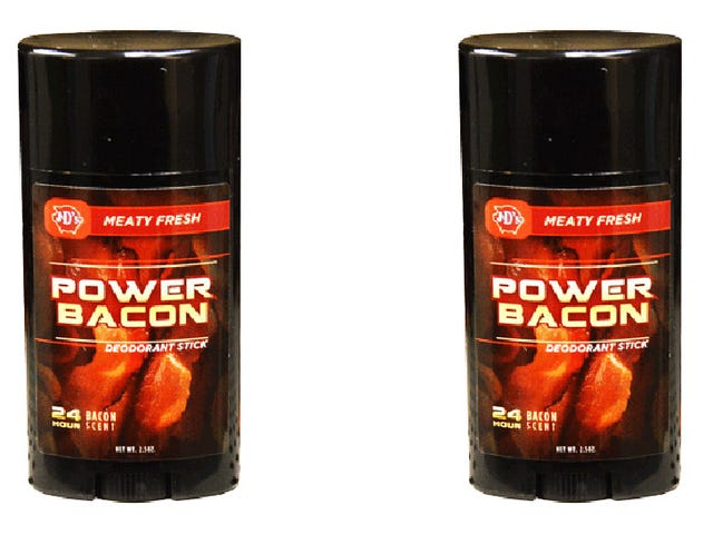 You Can Buy Bacon Deodorant