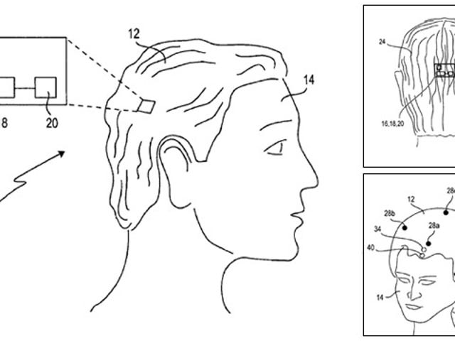 Sony's Play For Elderly Tech Fans: A Wearable Smart Wig?