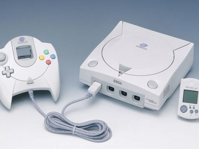 Happy 15th Birthday, Dreamcast!