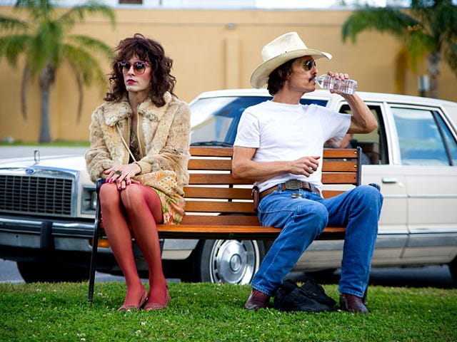 Dallas Buyers Club, or how to lose your legion of horny fangirls (no spoilers)