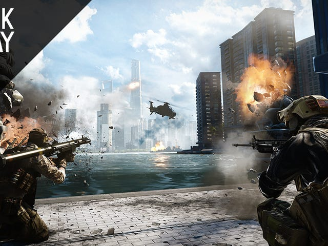 Battlefield 4 $25, $75 With Season Pass (PS3 Digital) Now Live