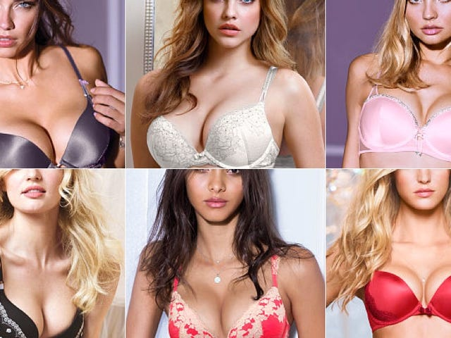 All the Worst Parts of This Article on Sex and Wearing a Push-Up Bra