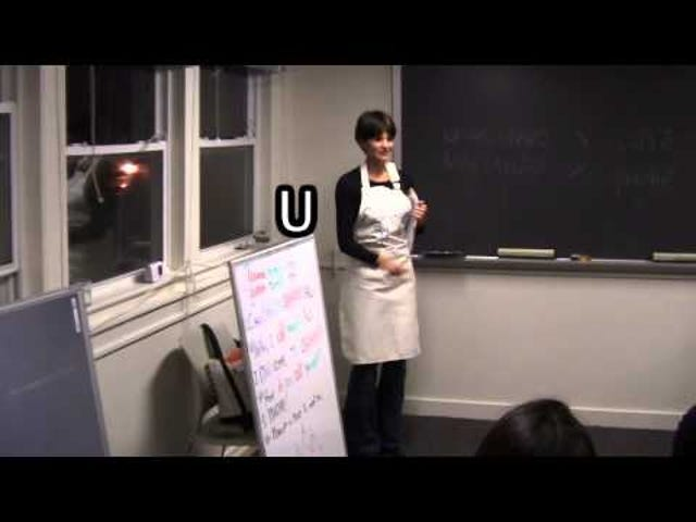 Learn to Speak Italian While Learning to Cook Italian Food