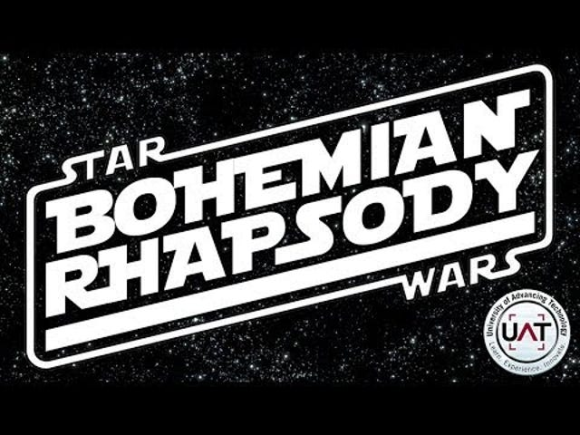 Look Out Mos Eisley, Bohemian Rhapsody Has Arrived [UPDATE]