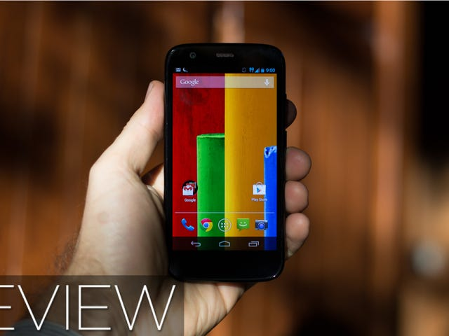 ​Moto G Review: The Best Cheap Phone, But Still a Cheap Phone