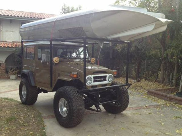 NPOCP: FJ40 Survival Pleasure Craft or TGUSA reject?