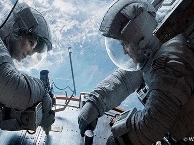 Gravity Took My Breath Away!!! (A Review)