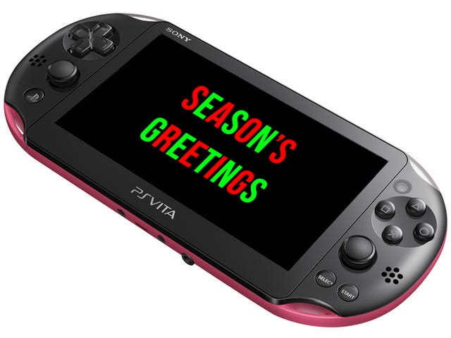 At Least Someone Wants a PlayStation Vita for Christmas