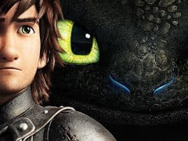 How To Train Your Dragon 2 Trailer is here!
