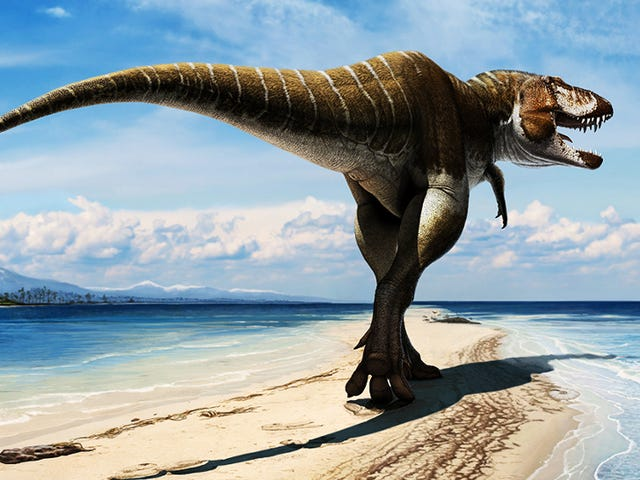 Dinosaurs could be brought back by 'de-evolving' birds