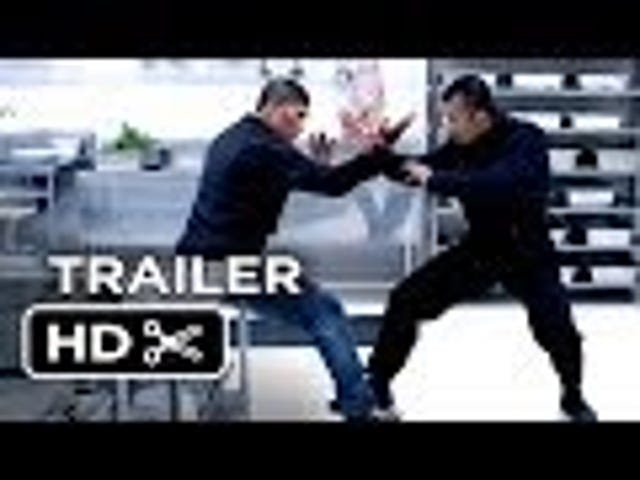 The trailer for The Raid 2: Retaliation/ Berandal is...