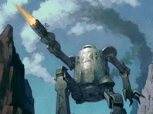 In Ken Liu's new story, a text adventure game becomes a thing of wonder