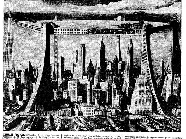 Roof Over New York (1949)
