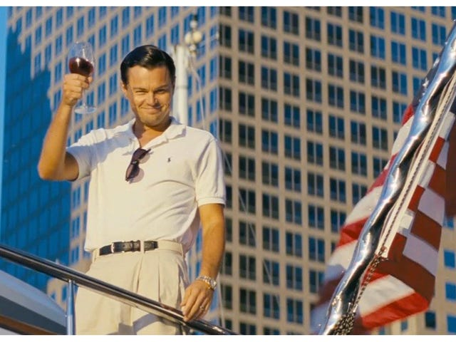 A Wish for the Man Who Took a 5-Year-Old to See Wolf of Wall Street