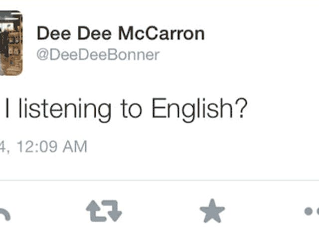 "A.J. McCarron's Mom On Jameis Winston: ""Am I Listening To English?"""