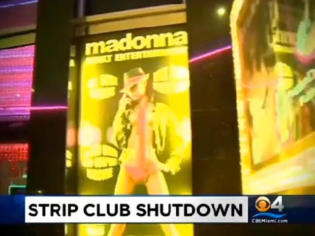 South Beach Strip Club Shut Down Amid Human Trafficking Allegations