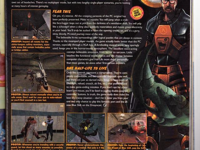 Gamepro Half- Life Review