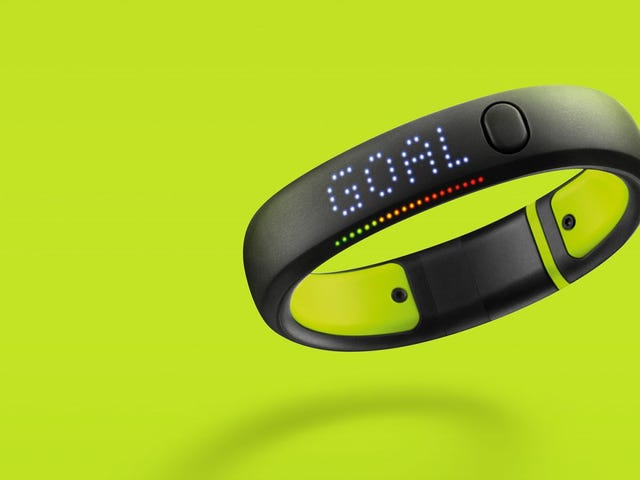 Nike fuelband SE - designed for the couch potato in your life